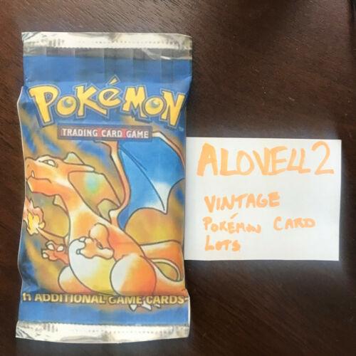Pokemon Card 30 Card Lot! Vintage! Charizard/ Blastoise? RARE 1st Edition.Holo