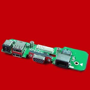 NEW DELL INSPIRON 1545 USB LAN VGA AC DC JACK POWER BOARD PORT PLUG 00835
