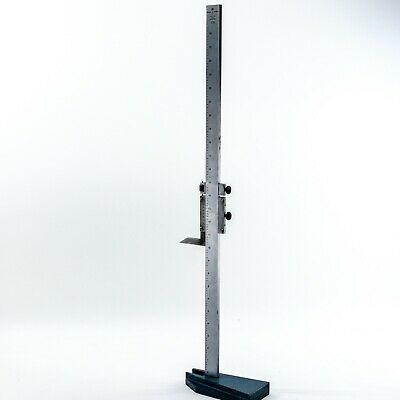 Brown And Sharpe Dovetailed 26.5 Inch Height Gage No. 576