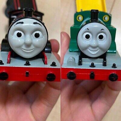 Thomas Green LBSC Adventure Begins Black James Tomy Plarail ToysRUs Japan only