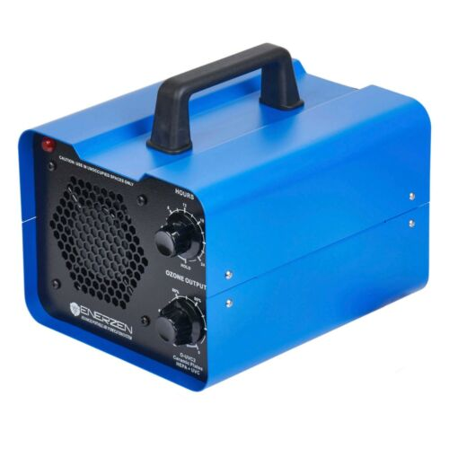 Enerzen O-UVC2 -35,000 mg/h Ozone Generator Deodorizer Air Purifier Odor Ionizer