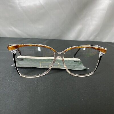 Authentic GUCCI - Rare Vintage Brown EYEGLASSES - GG 2106 - Made in Italy