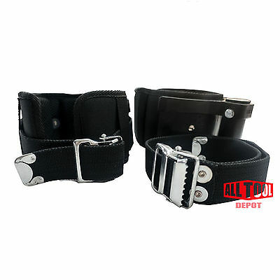 Sur Pro Sssp Single Side Drywall Stilt Wraparound Leg Band Kit Ss1005pf
