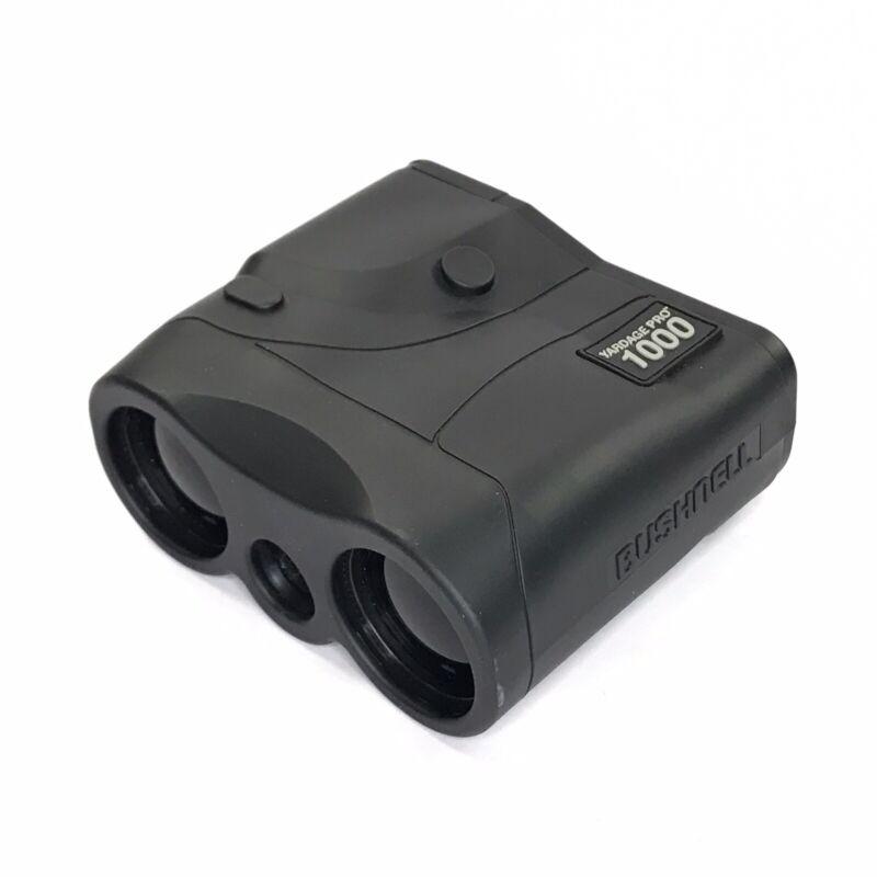 Bushnell Yardage Pro 1000 Laser Randefinder Golf Hunting 20-1000 Tested Working