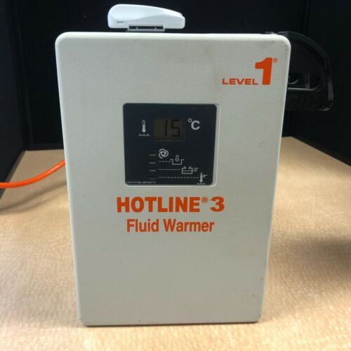 Smiths Medical Hotline 3 Level 1 Fluid Warmer HL-390
