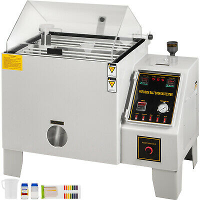 Salt Water Spray Chamber Testing Machine 110l For Corrosive And Salt Fog Test