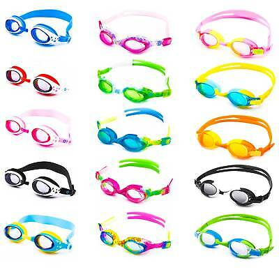 Kinderschwimmbrille Taucherbrille Schwimmbrille Kinder Mädchen Jungs Kids Brille