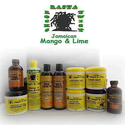 JAMAICAN MANGO & LIME FULL RANGE