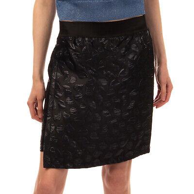 JIJIL Wrap Skirt Size S Textured Wet Look Elasticated High Waist