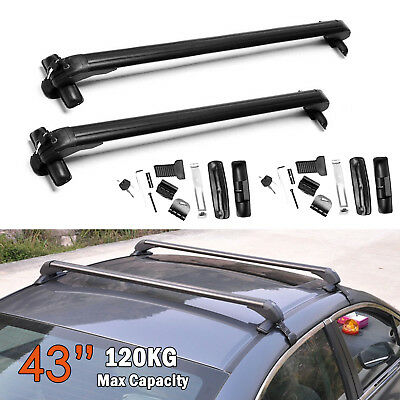 Universal Max Load 120kg Easy Rack Soft Car Roof Rack - No Roof Rails Required for sale  United Kingdom