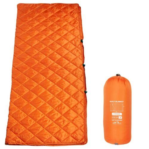 WFS 2LB Ultralight Quilt Blanket