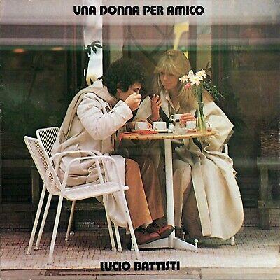Lucio Battisti – Una Donna Per Amico 1978 Italo Funk Italian Soul Numero Uno LP