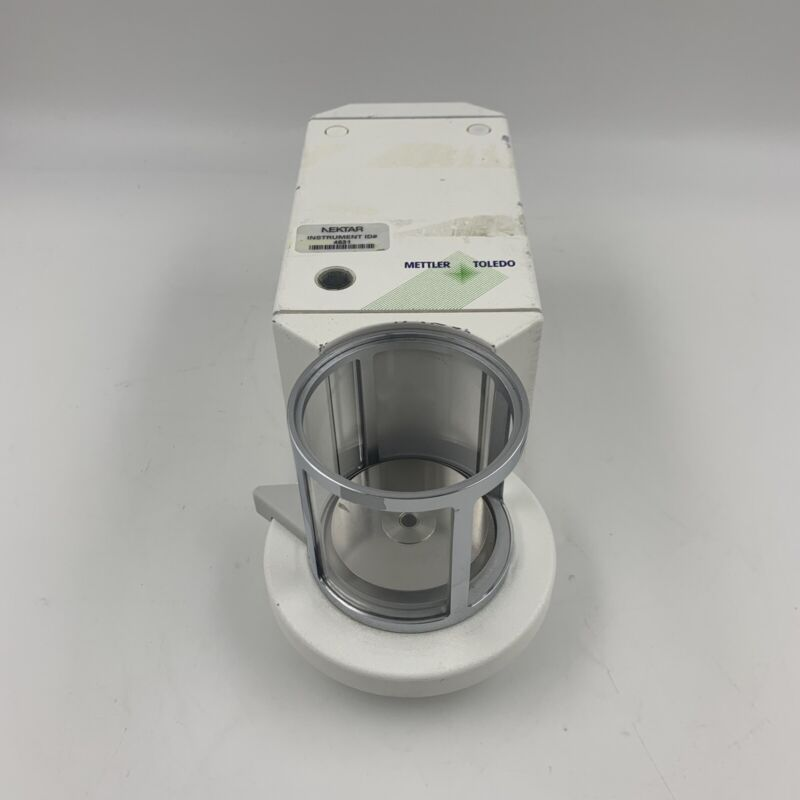 Mettler Toledo MX5 Weighing Cell Only Max= 5.1g d= 1μg