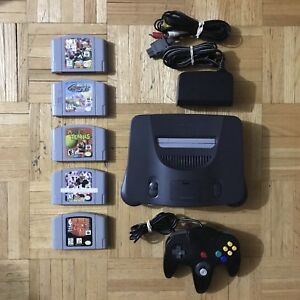 Nintendo 64 N64 Bundle