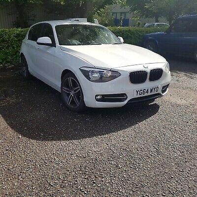 2014 BMW 1 Series 2.0 118d Sport Sports Hatch (s/s) 5dr Diesel