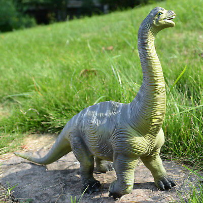 2018 Large Brachiosaurus Dinosaur Toy Realistic Solid Plastic Model GIFT to Kids - Realistic Dinosaur