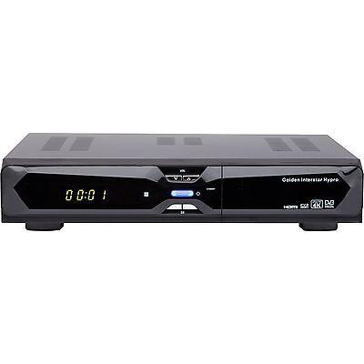 Golden Media Hypro 4K, Sat-/Kabel-/Terr.-Receiver, schwarz online kaufen
