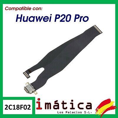 FLEX DE CARGA PARA HUAWEI P20 PRO CONECTOR PUERTO USB TIPO C...