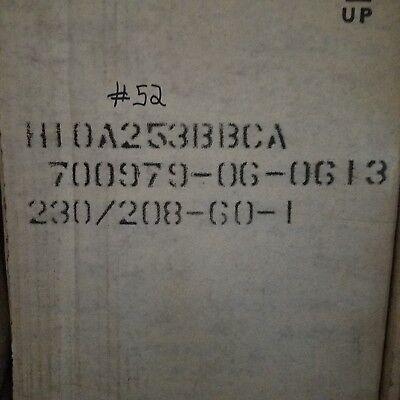Bristol Compressor H10a2531bbca 230208 60-1 25000 Btu Compressor