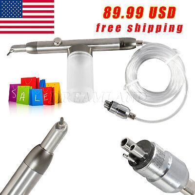 Air Abrasion Polisher Dental Alumina Microetcher Ii Sandblasting Sandblaster Ms