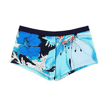 HOM Herren Badehose Aqua Pants Shorts Turqouise Gr. L