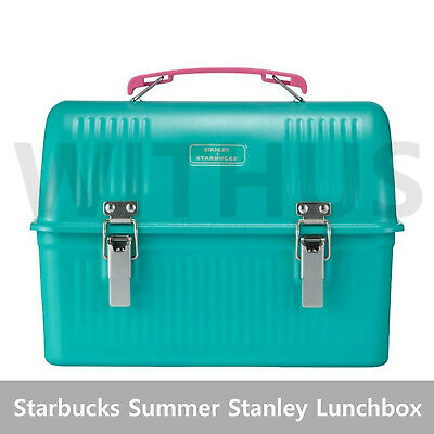 Starbucks Korea 2021 Summer Limited Stanley Lunchbox - Free Fedex Express