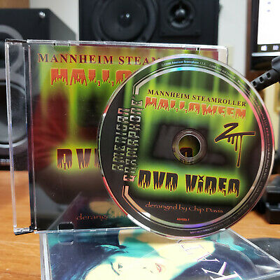 Halloween Vol. 2 Creatures Collection by Mannheim Steamroller DVD video v volume (Mannheim Steamroller Halloween 2)