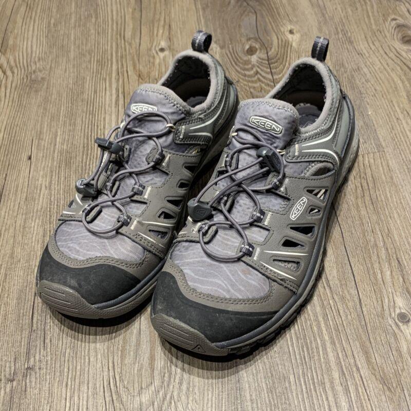 Keen Womens Terradora Ethos Gray Hiking, Trail Shoes Size US 9 1018623