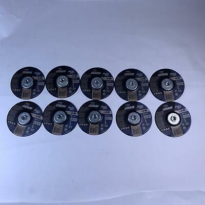 "Norton 30587 Cut-Off Wheel 6"" x .045"" x 5/8-11"" Qty 10"