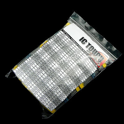 135value 1350pcs 14w Metal Film Resistor Assortment Kit Kitb0027