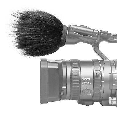 Gutmann Microphone Fur Windscreen Windshield for Sony HDR-FX1 / HDR-FX1E