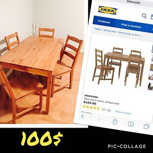 Jokkmokk ikea table like new !!!!