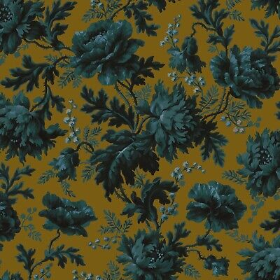 House of Hackney Opia Bronze Wallpaper Wall Paper - 2 Two Full Rolls