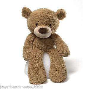 Gund-Fuzzy-Bear-Beige-15-034