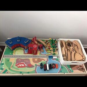 Imaginarium Train Table Toys Indoor Gumtree Australia Free
