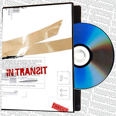 In Transit -   Snowboard Film / Snowboarding DVD - SALE PRICE