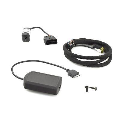 Interfaz múltiple para Audi con MMi 3G USB + AUX + iPod...