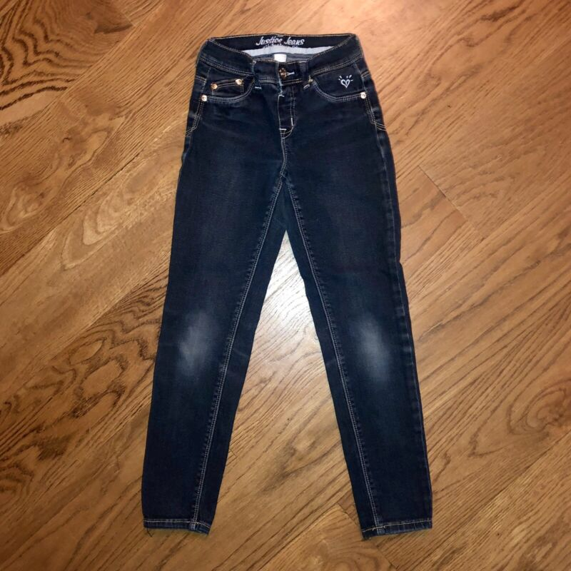 Justice Jeans Girls 8