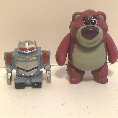 "LOTSO & Sparks Figure 3"" Fisher Price Disney Pixar Toy Story 3  2009 minifigure"