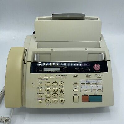 Brother Mfc 970 Print Copy Scan Fax Machine-used. 6 In 1. No Ink Included
