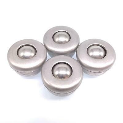 4x 8mm 516 Ball Stainless Steel Transfer Bearing Unit Ball Wheel Conveyor