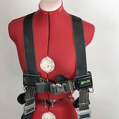 Miller Revolution Safety Harness 100 Made With Kevlar Webbing 060076ubk