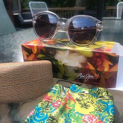 Womens Sunglasses Maui Jim Jasmine Crystal