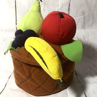 Preschool Dress Up Clothes (Fruit Bowl Hat Pre School Dress Up Play Pear Apple)
