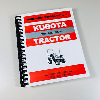 Kubota 7200 | Owner's Guide to Business and Industrial Equipment