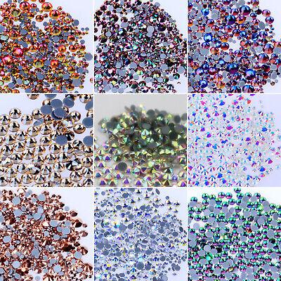 Crystal Rhinestones Apparel - Hot fix Stones Iron On Rhinestones Hotfix Crystals For Clothing&Wedding Garment