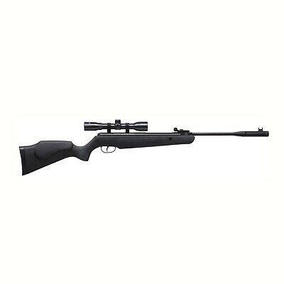 Remington Nitro Mag Powered Break Barrel Air Rifle w/ 4x32 Scope - REHNP22SX Break Barrel Pellet Rifle