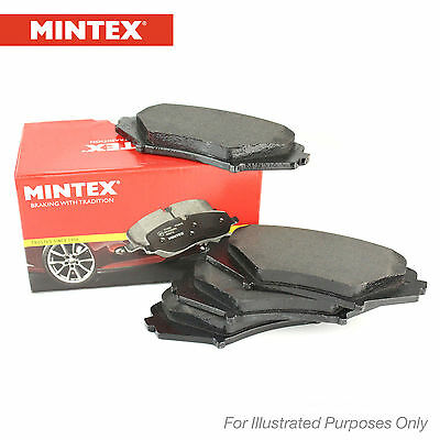 New VW Golf MK5 1.9 TDI Genuine Mintex Rear Brake Pads Set