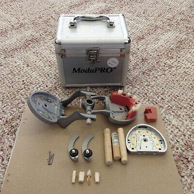 Modupro Acadental Typodont Mp R220 Carrier Tray Case Parts Exam Dental