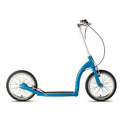 Fitness Adult Scooter | SwiftyZERO MK2 | Swifty Scooters | Hero Blue